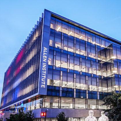 Allen Institute headquarters in Seattle, Washington