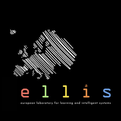 Logo ELLIS - European Laboratory for Learning and Intelligent Systems