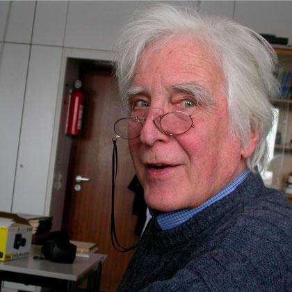 Portrait Valentin Braitenberg