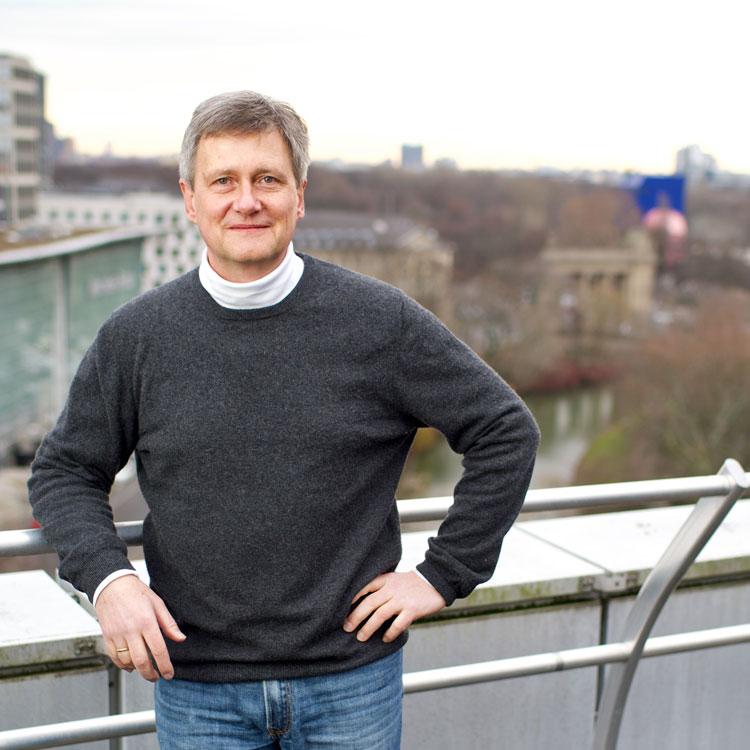 Portrait Klaus-Robert Müller