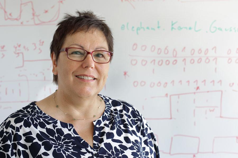 Sonja Grün, Vizedirektorin des INM-6/Vice director of INM-6