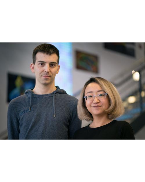 Jennifer Li & Drew Robson